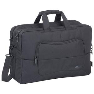"Geanta laptop RIVACASE 8455, 17.3"", negru GNT8455BLACK"