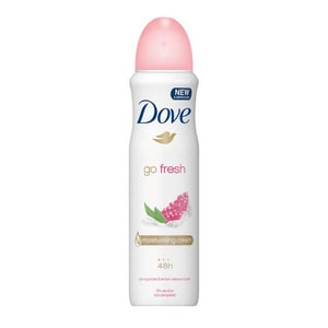 Deodorant spray antiperspirant DOVE GoFresh Pomegranate si Lemon Verbena, pentru femei, 150ml DEO9172051