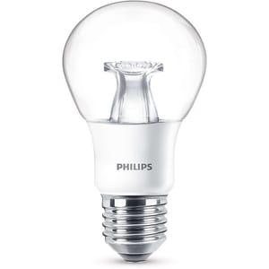 Bec LED PHILIPS CRISTAL A60, 6W(40W), E27, Putere reglabila BEC929001150817