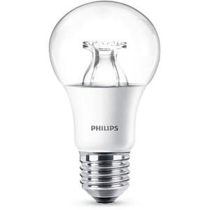 Bec LED PHILIPS CRISTAL A60, 8.5W(60W), E27, Putere reglabila BEC929001150917