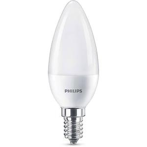 Bec LED PHILIPS B35, 7W (60W), E14, Lumina Calda BEC929001325101