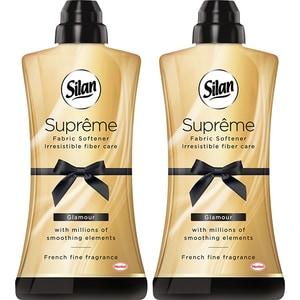 Balsam de rufe SILAN Supreme Glamour, 2 x 1.2l, 96 spalari CONBSLNSG2400