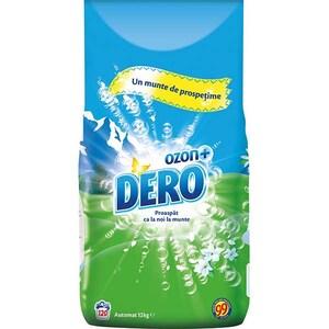 Detergent automat DERO Ozon Roua Muntelui, 12kg, 120 spalari CONDEROAORM12KG