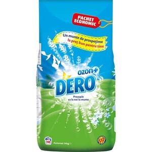 Detergent automat DERO Ozon Roua Muntelui, 14kg, 140 spalari CONDEROAORM14KG