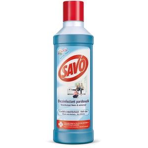 Detergent dezinfectant pentru pardoseli SAVO Spring Fresh, 1l CONSANOPARDSF1L