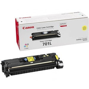 Toner CANON 701L, galben CSMEP701LY