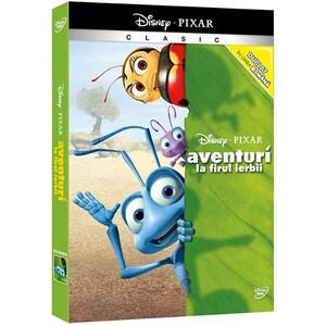 Aventuri la firul ierbii DVD Classic Collection DV-ORINGAVENFIR