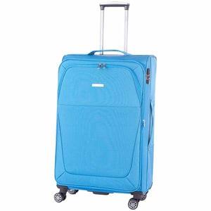 Troler LAMONZA Omni A12965, 77 cm, albastru VTRA12965