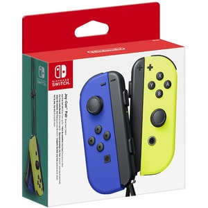 Pereche Joy-Con NINTENDO Switch, blue-neon yellow GAMNSW0034