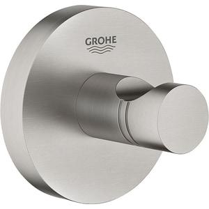 Cuier baie GROHE Essentials 40364DC1, argintiu ACC40364DC1