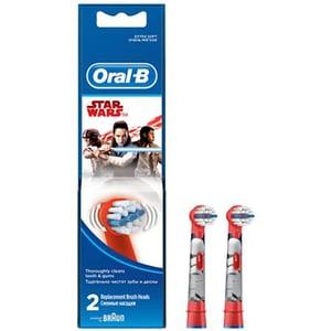 Rezerve periuta de dinti electrica pentru copii ORAL-B EB10 Star Wars, 2buc ACCEB10-2STAR