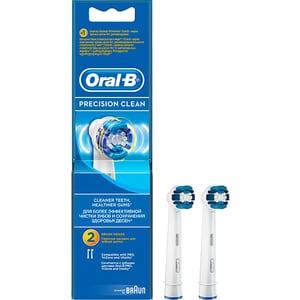 Rezerve periuta de dinti electrica ORAL-B EB20 Precision Clean, 2buc ACCEB17-2