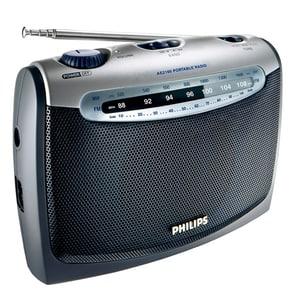 Radio portabil PHILIPS AE2160/00C, FM, negru LMCAE2160