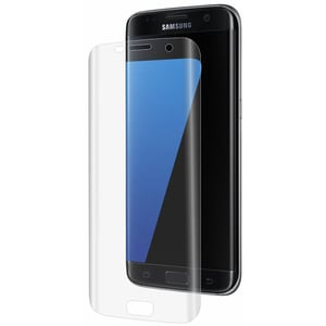 Folie protectie pentru Samsung Galaxy S7 Edge, SMART PROTECTION, display, polimer, transparent AFS18829