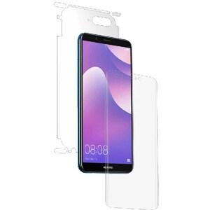 Folie protectie pentru Huawei Y7 Prime (2018), SMART PROTECTION, fullbody, polimer, transparent AFS2093