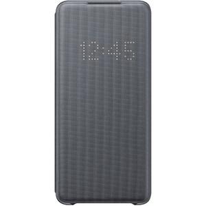 Husa LED View pentru SAMSUNG Galaxy S20 Plus, EF-NG985PJEGEU, gri AHSNG985PJEGEU