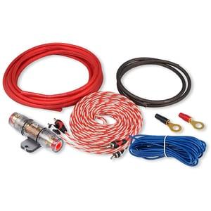 Kit cabluri amplificator auto AURA AMP 0028, 8mm, 5m LAUAMP0028