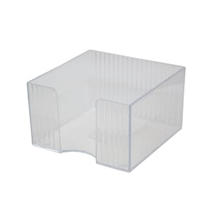 Suport cub hartie FLARO Star, plastic, transparent PBBAS006001