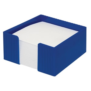 Suport cub hartie FLARO Star, plastic, albastru PBBAS006004