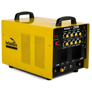 Invertor de sudura TIG/WIG INTENSIV WSME 200, 5-200/10-160, 7.1KVA, electrod 1.6-3.2mm ASD53017