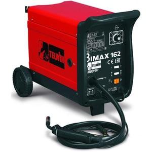 Aparat de sudura MIG-MAG TELWIN Bimax 162 Turbo, 30-145A, diametru sarma 0.8-1.0mm ASD821012