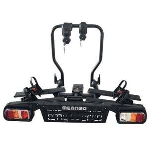 Suport biciclete MENABO Alphard, Prindere pe carlig de remorcare, 2 biciclete AUT77400000