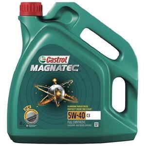 Ulei motor Castrol Magnatec CASMAGC35W404L, 5W40 C3, 4l AUTMAGC35W404L