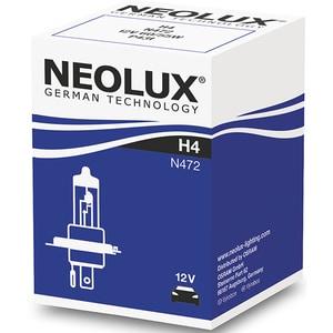 Bec Halogen NEOLUX N472, H4, 60/55W, 12V AUTN472