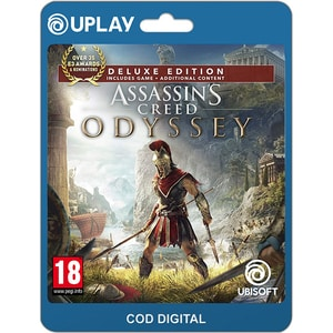 Assassin's Creed Odyssey Deluxe Edition PC (licenta electronica Uplay) SRVCDM1010124