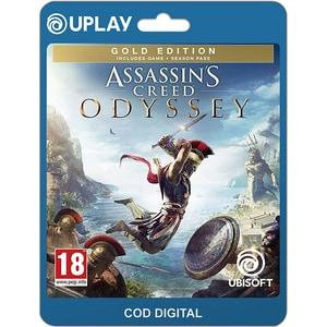 Assassin's Creed Odyssey Gold Edition PC (licenta electronica Uplay) SRVCDM1010125