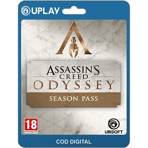 Assassin's Creed Odyssey Season Pass PC (licenta electronica Uplay) SRVCDM1010126