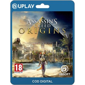 Assassin's Creed Origins PC (licenta electronica Uplay) SRVCDM1010082