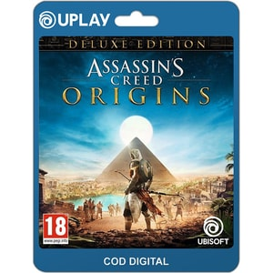 Assassin's Creed Origins Deluxe Edition PC (licenta electronica Uplay) SRVCDM1010083