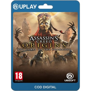 Assassin's Creed Origins: The Curse Of The Pharaohs PC (licenta electronica Uplay) SRVCCDM1010108
