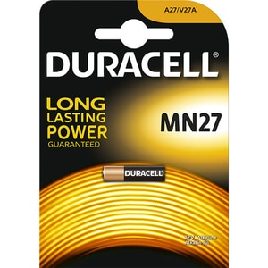 Baterie alcalina DURACELL MN27, Long Lasting Powe, 12V BAT12VMN27