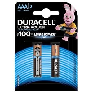 Baterii DURACELL AAAK2 Ultra Max, 2 bucati BATDURULTRAAAK2