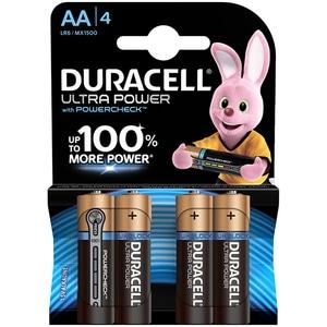 Baterii DURACELL AAK4 Ultra Max, 4 bucati BATDURULTRAAK4
