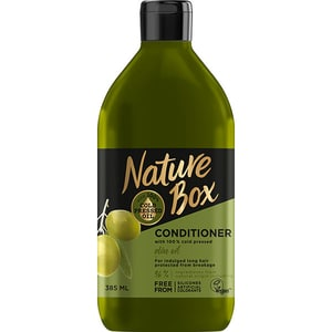 Balsam de par NATURE BOX Olive Oil, 385ml BLSHBNB0037