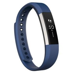 Bratara fitness FITBIT Alta, Android/iOS, Large, albastru BRTFB406BUL