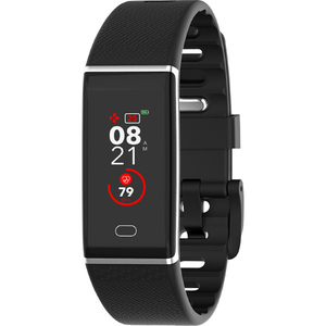 Bratara fitness MYKRONOZ ZeTrack, Android/iOS, silicon, negru BRTKRO0004