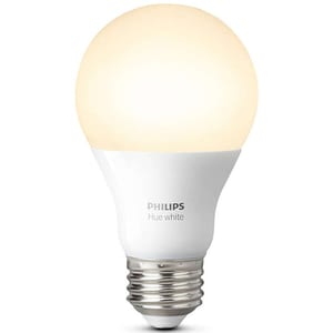 Bec LED PHILIPS Hue A60 9W (60W), E27, Lumina alba calda BSWHUE9WE27LC