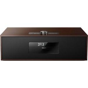 Microsistem audio PHILIPS BTB4800/12, 30W, Bluetooth, USB, CD, Radio FM, maro MICBTB480012