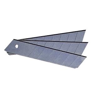 Rezerve cutter MEMORIS Precious, 18 mm, metal, 10 bucati, argintiu PBBBV011402