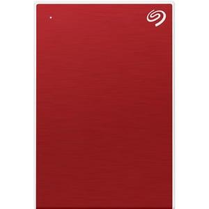 Hard Disk Drive portabil SEAGATE Backup Plus Portable STHP5000403, 5TB, USB 3.0, rosu HDDSTHP5000403