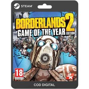 Borderlands 2 GOTY PC (licenta electronica Steam) SRVCDM1010064