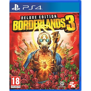 Borderlands 3 Deluxe Edition PS4 JOCPS4BORDLA3D