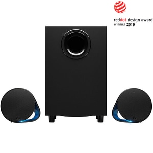 Boxe gaming LOGITECH G560, 2.1, 120W, Bluetooth, negru BOX980001301
