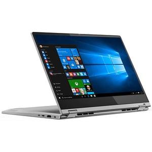"Laptop 2 in 1 LENOVO IdeaPad C340-15IIL, Intel Core i5-1035G1 pana la 3.6GHz, 15.6"" Full HD Touch, 8GB, SSD 1TB, Intel UHD Graphics, Windows 10 Home S, gri LAP81XJ000PRM"