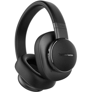 Casti HARMAN KARDON Fly ANC, Bluetooth, Over-ear, Microfon, Noise Cancelling, negru CASHKFLYANCBLK