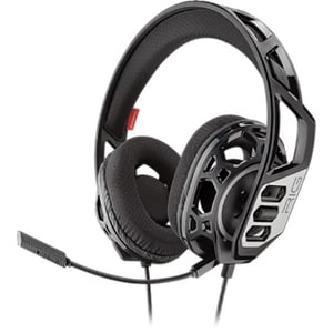 Casti gaming PLANTRONICS Rig 300Hc, Noise cancelling, Binaural, Nintendo Switch, Laptop/PC, 3.5mm, negru CASPLP00106